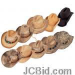 JCBid.com online auction 10pc-hat-set