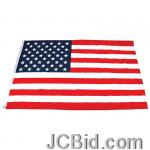 JCBid.com online auction 3x5-ft-polyester-usa-flag