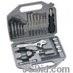 JCBid.com online auction Maxam-30-pcs-tool-set