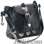 JCBid.com online auction Ladies-leather-purse