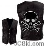 JCBid.com online auction Leather-vest-with-skull-sz-3x