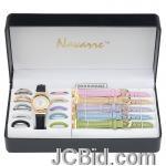 JCBid.com online auction Ladies-watch-multibands