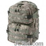 JCBid.com online auction Digital-camo-backpack