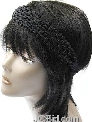 JCBid.com Fancy-head-band-in-black