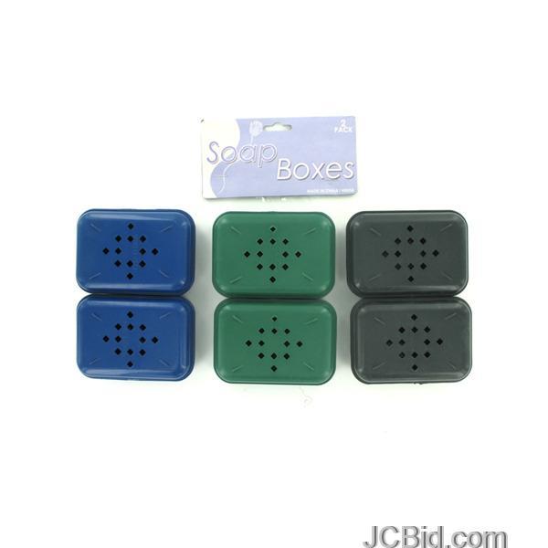 JCBid.com Soap-Boxes-display-Case-of-60-pieces