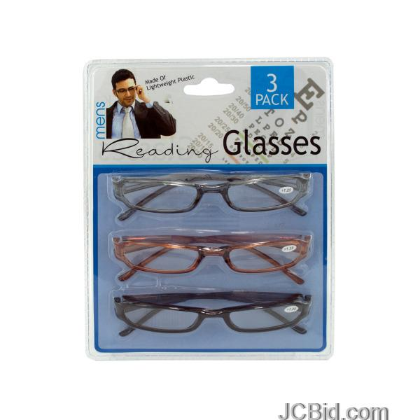 JCBid.com Men039s-Reading-Glasses-display-Case-of-24-pieces