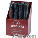 JCBid.com online auction 12pc-all-weather-umbrella-disp