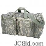 JCBid.com online auction Digital-camo-hvy-duty-tote-bag