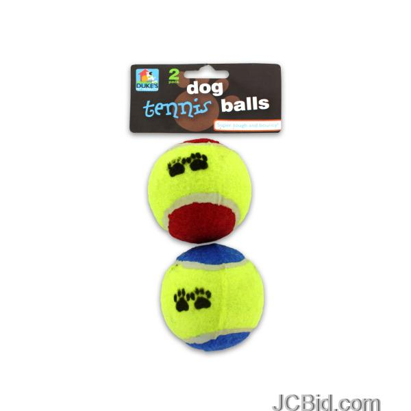 JCBid.com Dog-Tennis-Ball-Set-display-Case-of-60-pieces