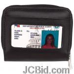 JCBid.com online auction Accordion-wallet-lambskin-lthr
