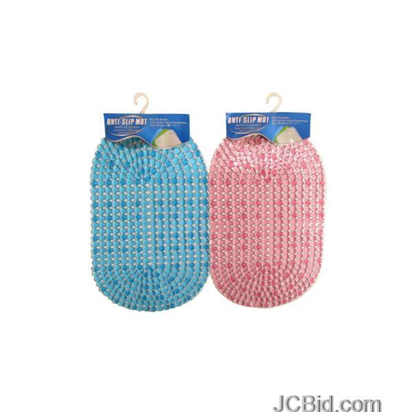 JCBid.com Anti-Slip-Bath-Mat-display-Case-of-24-pieces