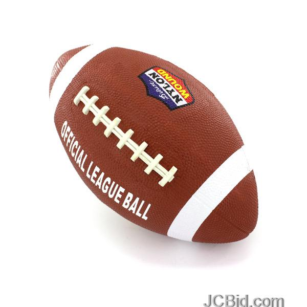 JCBid.com Official-Size-Football-display-Case-of-12-pieces