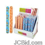 JCBid.com online auction Fun-print-nail-file-countertop-display-display-case-of-120-pieces