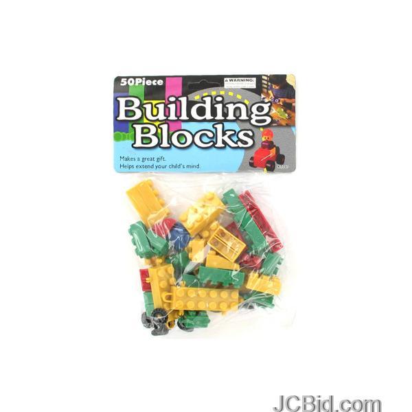 JCBid.com Building-Block-Set-display-Case-of-96-pieces