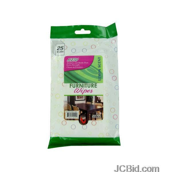 JCBid.com Furniture-Wipes-display-Case-of-120-pieces