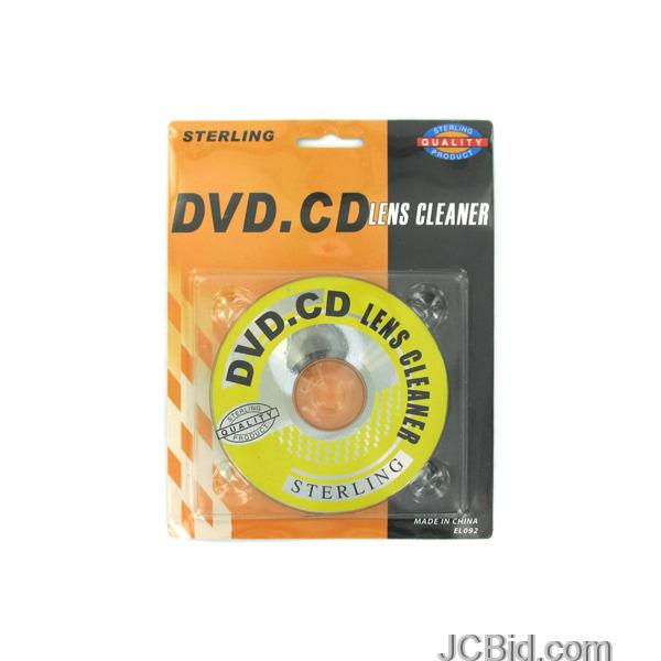 JCBid.com DVD-amp-CD-Lens-Cleaner-display-Case-of-60-pieces