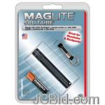 JCBid.com Solitaire-Blister-Pack-Black-MAGLITE-Model-K3A016