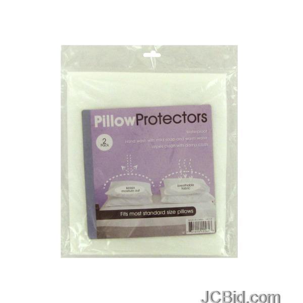JCBid.com Pillow-Protectors-display-Case-of-60-pieces