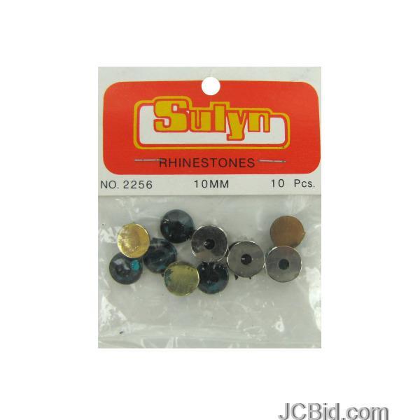 JCBid.com Green-Rhinestones-display-Case-of-180-pieces