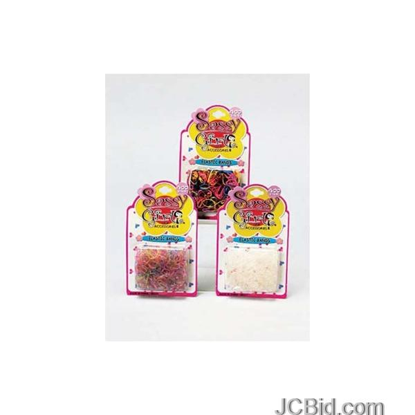 JCBid.com Snag-Free-Elastic-Hair-Bands-display-Case-of-108-pieces