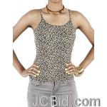JCBid.com Animal-print-tank-top