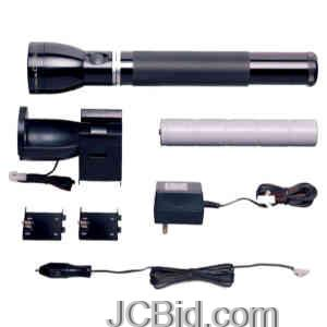 JCBid.com Mag-Charger-System-110v-MAGLITE-Model-RX1019