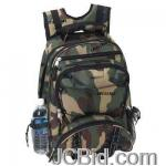 JCBid.com online auction Camoflauge-backpack-small-extreme-pak-invisible-pattern-camo-backpack