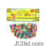 JCBid.com online auction Star-shaped-crafting-beads-display-case-of-132-pieces