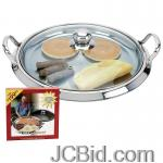 JCBid.com online auction 12-griddle-pan