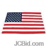 JCBid.com online auction 3x5-polyester-usa-flag