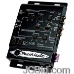 JCBid.com online auction Planet-audio-ec10b-2-way-electronic-crossover