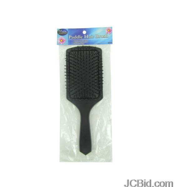 JCBid.com Paddle-Hair-Brush-Case-of-60-pieces