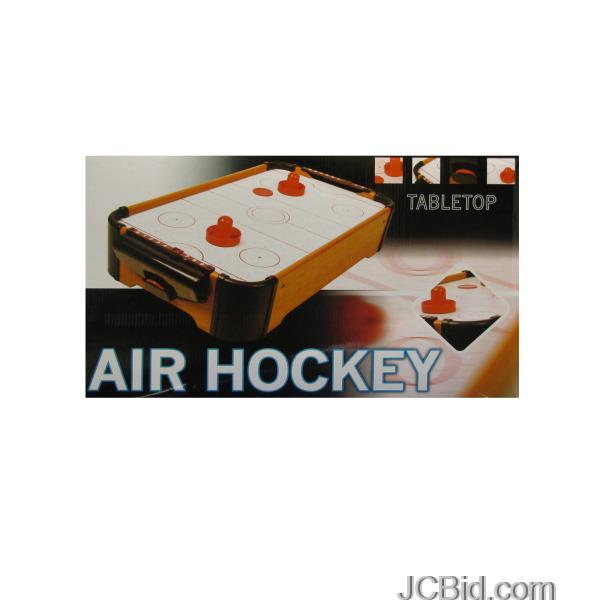 JCBid.com Air-Hockey-Tabletop-Game-display-Case-of-12-pieces