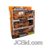 JCBid.com Friction-Powered-Construction-Trucks-display-Case-of-12-pieces