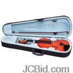 JCBid.com online auction Laminated-violin-whard-sided
