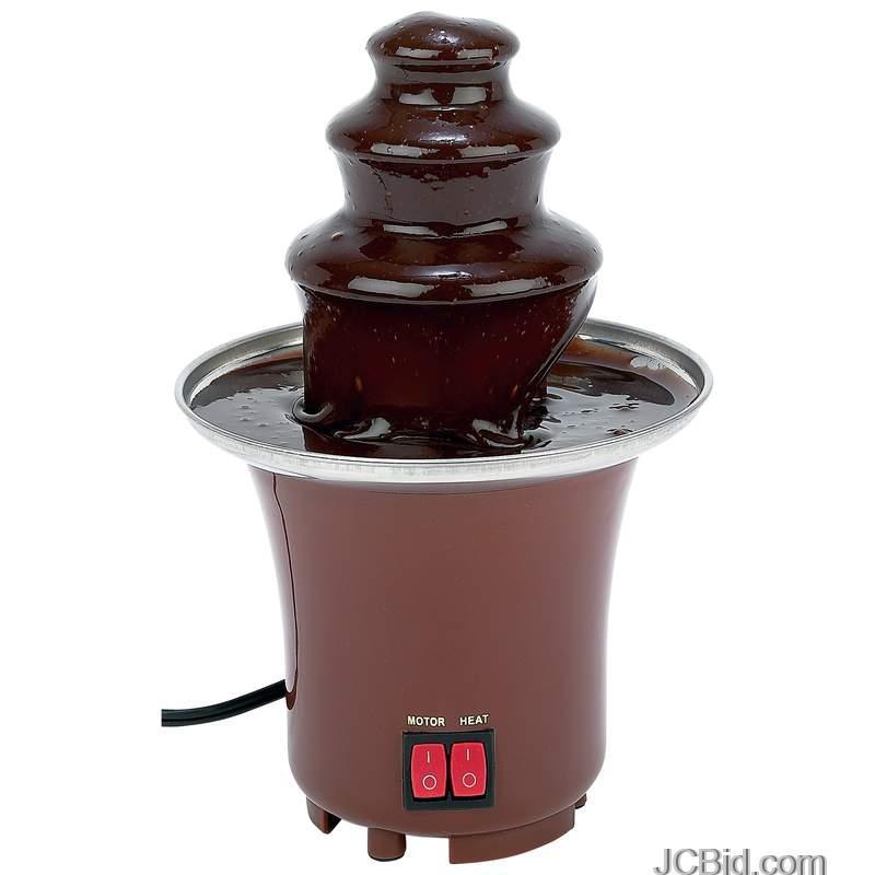 JCBid.com CHOCOLATE-FOUNTAIN