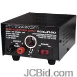 JCBid.com online auction Pyramid-ps9kx-power-supply-5a7a-with-car-charger-plug