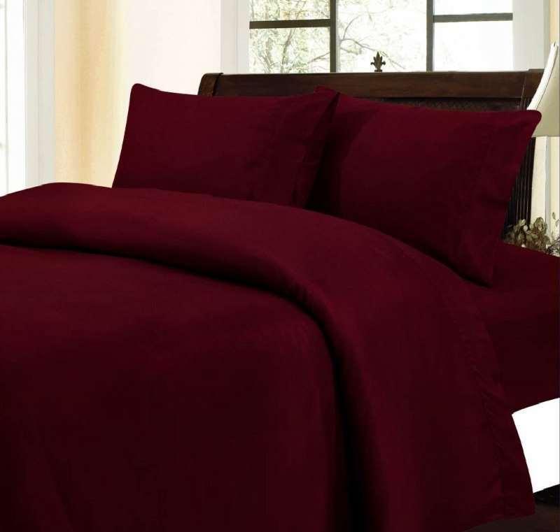 6pc sheet set as soft as egyptian cotton 1800 thread count jcbid. Black Bedroom Furniture Sets. Home Design Ideas