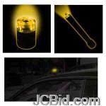 JCBid.com Flash-Cap-wMagnetic-Base-Amber-GLOTOO-Model-FCA
