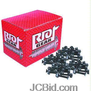 JCBid.com Riot-Gear-1032-Flathead-ScrewsLocknuts-1-in-Box-of-100-RIOTGEAR-Model-RIOT69336