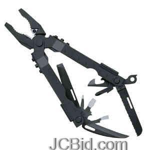 JCBid.com Multi-Plier-600-Blunt-Nose-Black-GERBER-Model-7520