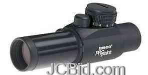 JCBid.com Tasco-1x25mm-ProPoint-Red-Dot-Scope-