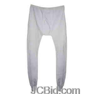 JCBid.com Thermal-Bottoms-Adult-Natural-Large-ALAR-Model-500DNAT-LG