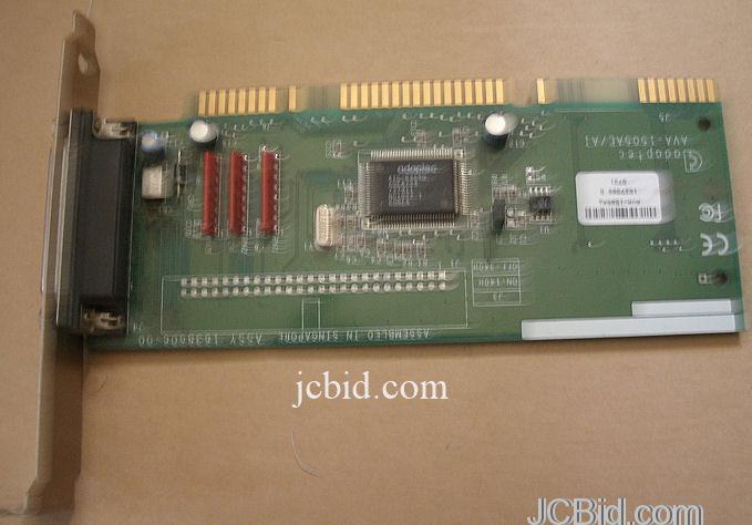 JCBid.com Adaptec-AVA-1505-25-Pin-ISA-SCSI-Controller-Card