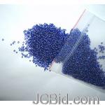 JCBid.com 3000-Approx-Beads-Royal-Blue-Seed-Beads