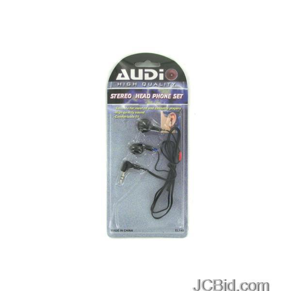 JCBid.com Stereo-Headphone-Set-display-Case-of-96-pieces