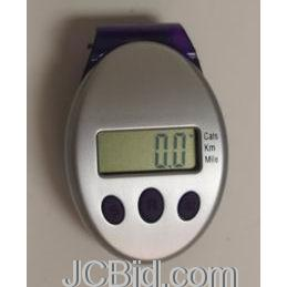 JCBid.com Mini-WalkingRunning-Pedometer-with-Calorie-Counter-