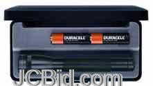 JCBid.com AA-Mini-Mag-Black-Flashlight-with-Presentation-Box-MagLite-Model-M2A01L