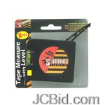 JCBid.com Tape-Measure-with-Level-Case-of-60-pieces
