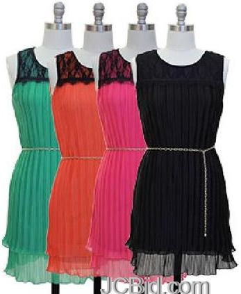 JCBid.com Junior-Pretty-Lace-Dress